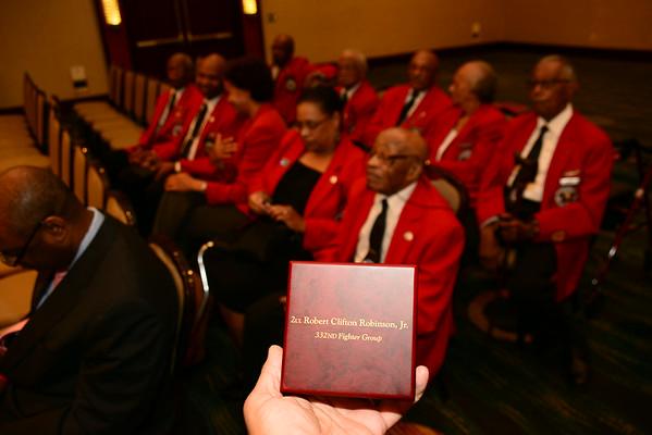 2014 Brewer Family Reunion-2 LT.Robert Clifton Robinson Jr. Medal of Honor Presentation