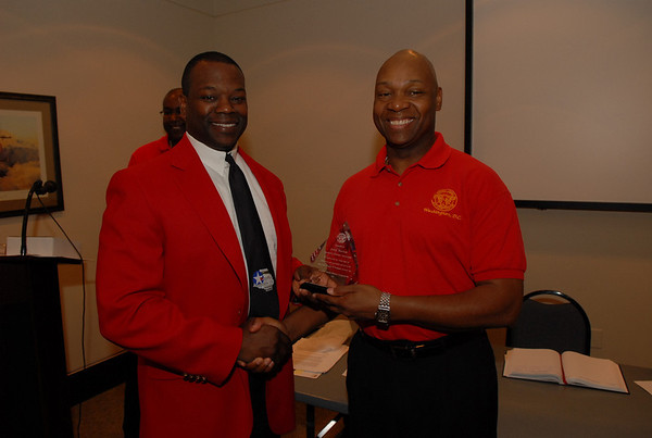 2013 April East Coast Chapter Tuskegee Airmen Meeting